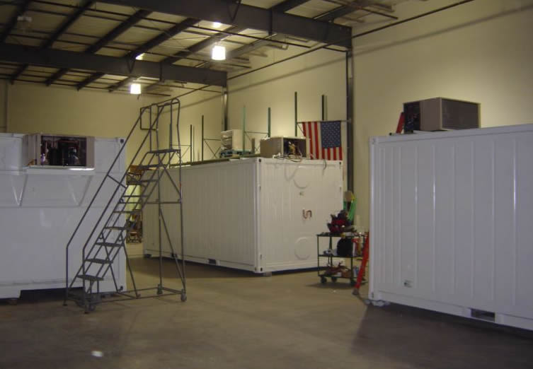 US Refrigeration Container Company