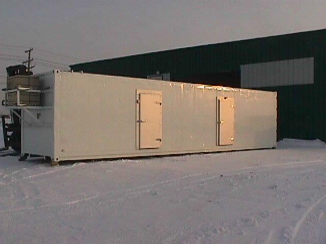 Custom Freezern Containers