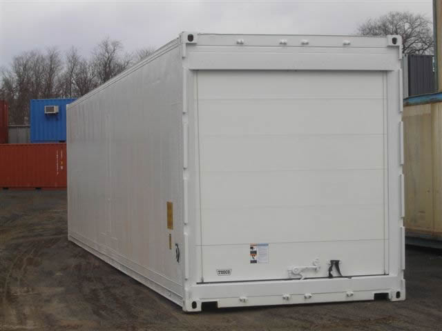 Custom Refrigeration Containers
