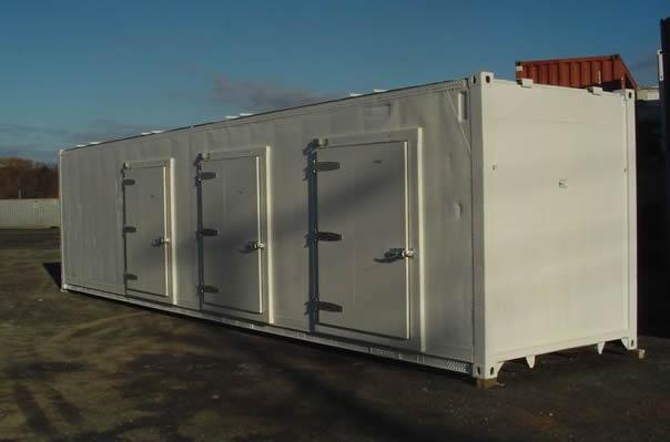 New Freezer Container
