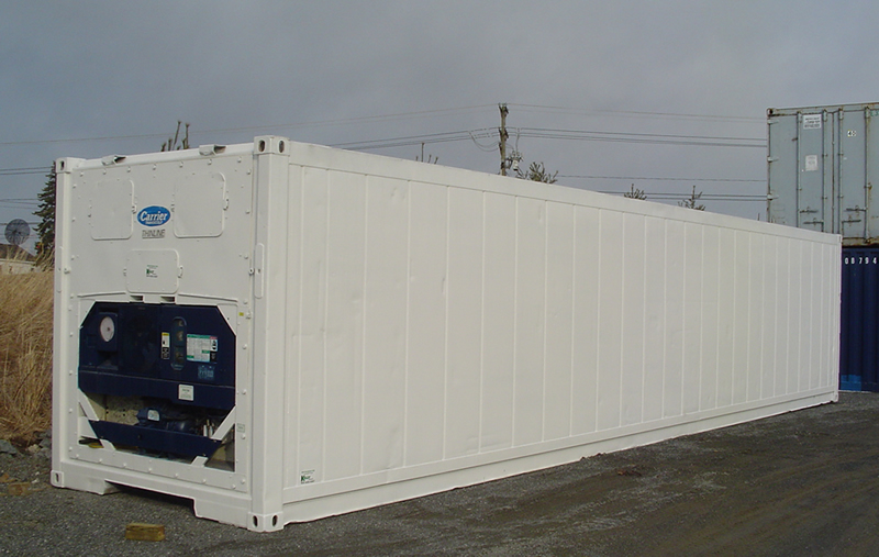 Used Refrigeration Container Units